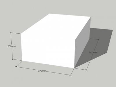 Газосиликатный блок 375/200/600