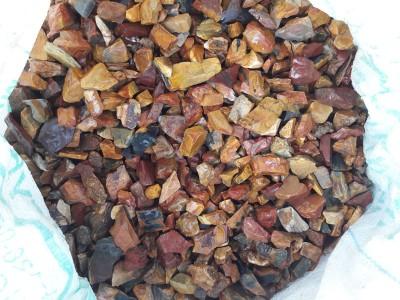 Природный камень Яшма ландшафтная 10-20 мм
