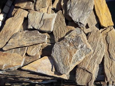 Природный камень Златолит Кора дерева