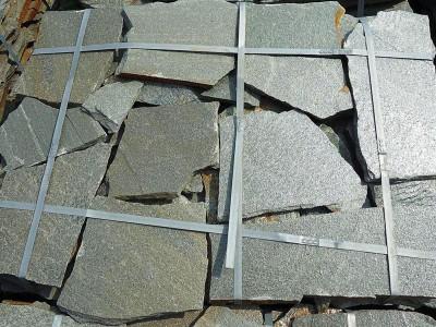 Природный камень Златолит Серебро