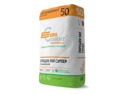 Ульяновский цемент М-500 50 кг